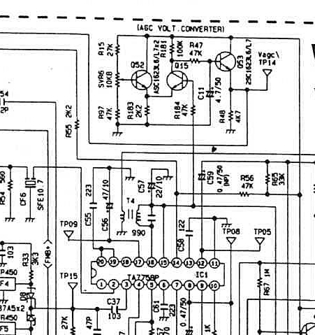 ATS-909 Schematic, DX-398 HF Receiver Schematic