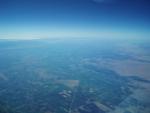 Modesto, CA from 757 at FL330