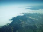 San Jose, CA from 757 at FL330