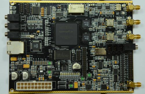 ANAN-200 SDR Hermes Circuit Board