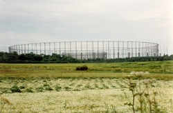 government antenna farm, hf military communications, wullenweber antenna
