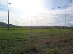 government antenna farm, military hf communications, wullenweber antenna
