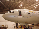 ATA DC-10 in Indianapolis Maintenance Hangar