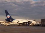 Barack Obama Boeing 757 at Midway