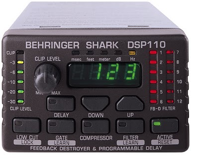 Behringer Speech Processor
