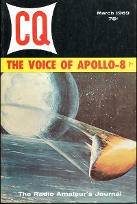 Apollo Unified S Band description in amateur radio magazine 03/1969