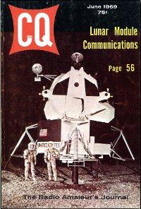 Apollo Unified S Band description in amateur radio magazine 06/1969