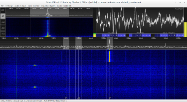 Cubic SDR FM Broadcast monitoring on R820T2 Dongle