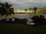 A park in Hilo, Hawaii