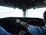 ATA Boeing 757 takeoff set max thrust!