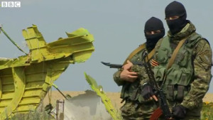 MH17 Separatist Thugs