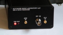 QS1R Direct Sampling Software Defined Radio