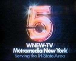 WNEW Logo