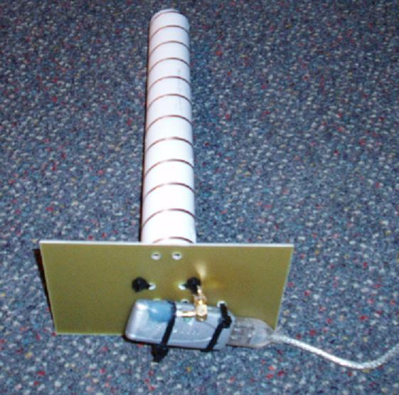 parabolic wifi antenna template - high gain wi fi helical antenna