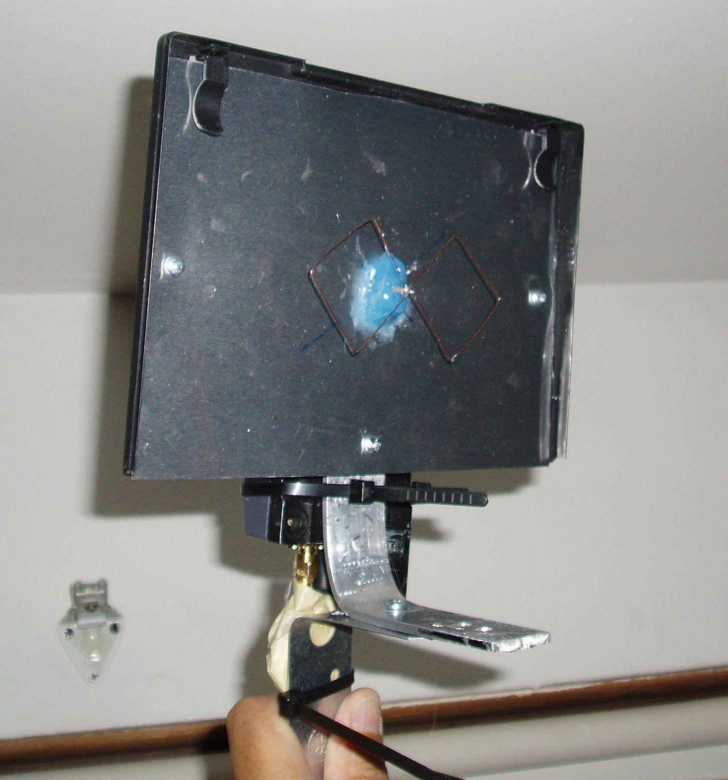 high gain helical wi-fi Antenna, high gain parabolic wi-fi antenna,  wi fi dish antenna