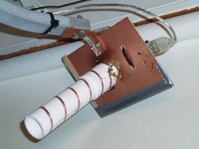 High Gain Wi Fi Helical Antenna